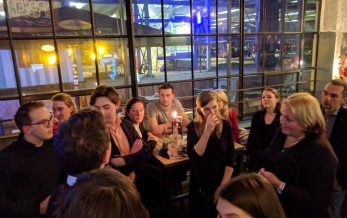 Kennismaking Rotaract Eindhoven en Den Bosch